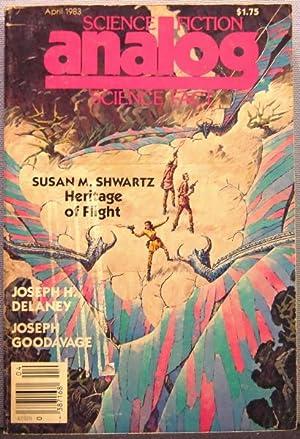 Analog Science Fiction / Science Fact ~: Shwartz, Susan M.;
