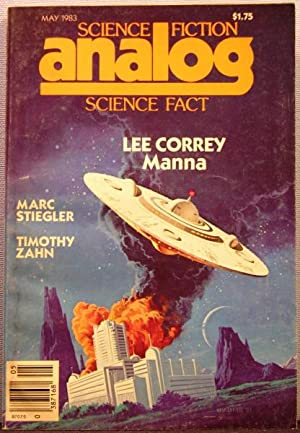 Analog Science Fiction / Science Fact ~ Vol. 103 #5 ~ May 1983