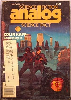 Analog Science Fiction / Science Fact ~: Delaney, Joseph H.;