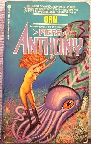 Orn (Omnivore #2): Anthony, Piers
