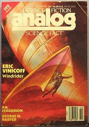 Analog Science Fiction / Science Fact ~: Vinicoff, Eric; Kapp,