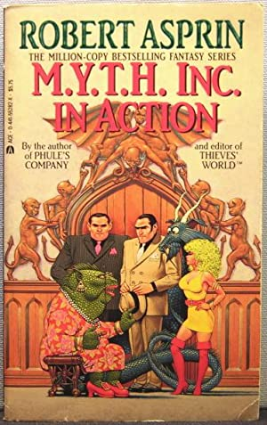 M.Y.T.H. Inc. in Action [Myth Adventures #9]