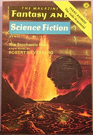 The Magazine of Fantasy and Science Fiction: Silverberg, Robert; Grant,