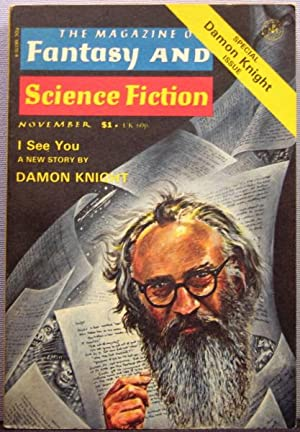 The Magazine of Fantasy and Science Fiction: Knight, Damon; Sturgeon,