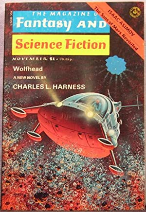The Magazine of Fantasy and Science Fiction: Malzberg, Barry N.;