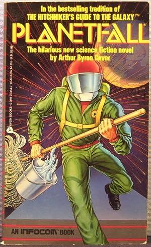 Planetfall: Cover, Arthur Byron