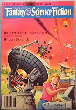 The Magazine of Fantasy and Science Fiction: Schenck, Hilbert; Bryant,