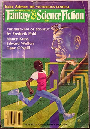 The Magazine of Fantasy and Science Fiction: Edward L. Ferman