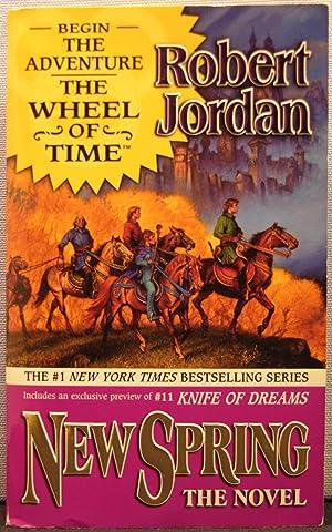 New Spring: The Novel [series: Wheel of: Robert Jordan