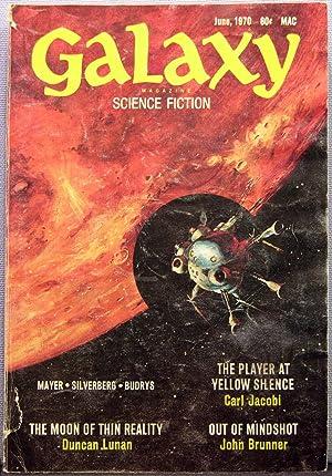 Galaxy Science Fiction ~ Vol. 30 #3: Jacobi, Carl; Brunner,