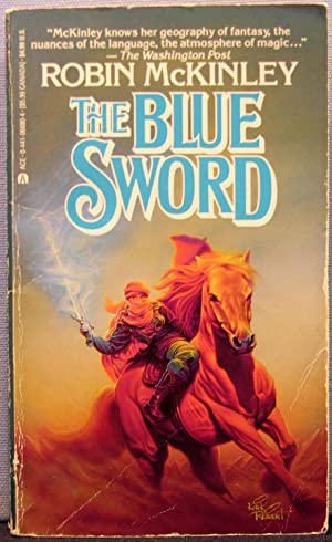 The Blue Sword [Damar #1]