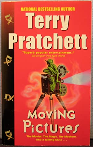Moving Pictures [Discworld #10]