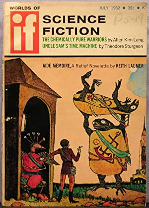 If ~ Vol. 12 #3 July 1962: Laumer, Keith; Smith,