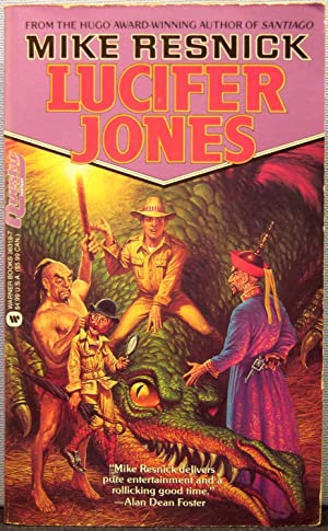 Lucifer Jones: Resnick, Mike