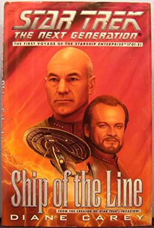 Ship of the Line [Star Trek: The Next Generation]