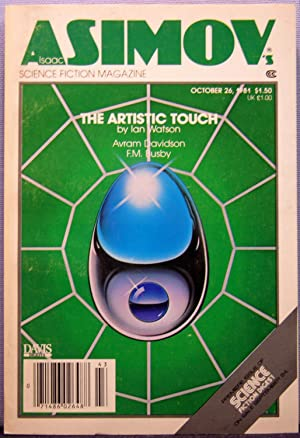 Isaac Asimov's Science Fiction Magazine ~ Vol. 5 #11 ~ October 26, 1981