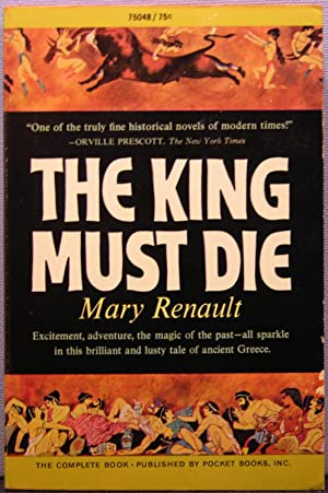 a review of the novel the king must die by mary renault The king must die by mary renault l summary & study guide by bookrags this study guide by bookragscom, consists of approx 41 pages of chapter summaries, character analysis, themes, and more everything you need to sharpen your knowledge of the king must die by mary renault.