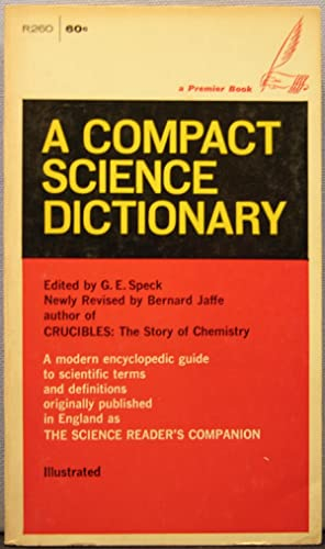 A Compact Science Dictionary