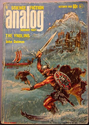 Analog Science Fiction / Science Fact ~ Vol. 84 #2 ~ October 1969
