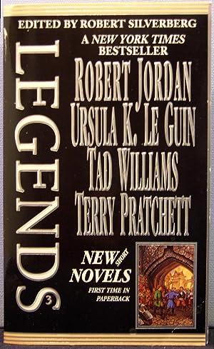 Legends: Volume 3: Silverberg, Robert (editor)