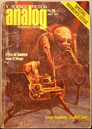 Analog Science Fiction / Science Fact ~ Vol. 97 #6 ~ June 1977