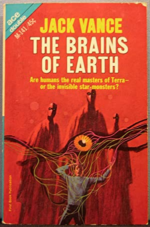 The Brains of Earth / The Many: Vance, Jack