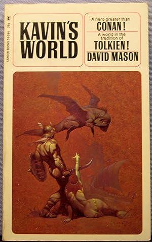 Kavin's World: Mason, David