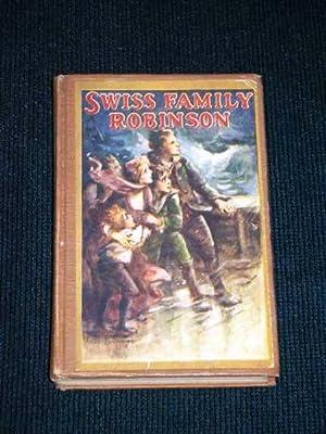 Swiss Family Robinson: Wyss, Jean Rudolph