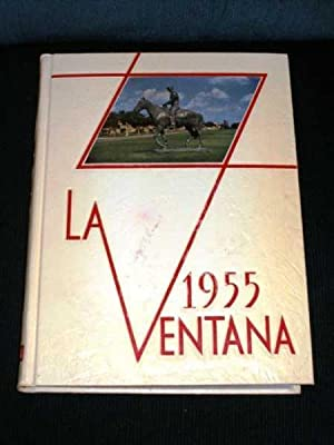 La Ventana - Texas Tech University Year Book - 1955: Various / Unstated