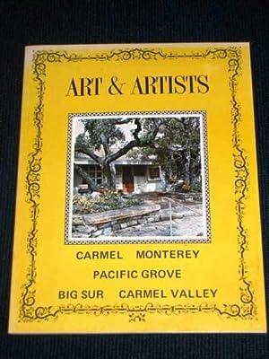 Art & Artists: Carmel, Monterey, Pacific Grove,: Harbick, Lee