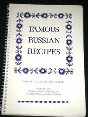 Famous Russian Recipes: Calvin, Margaret
