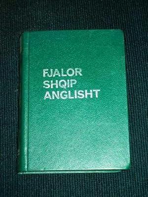 Fjalor Shqip Anglisht (Albanian - English Dictionary): N/A
