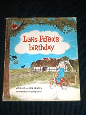 Lars-Peter's Birthday: Jensen, Virginia Allen