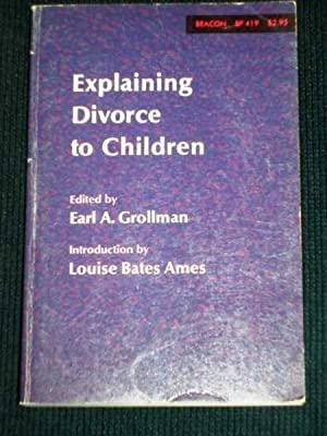 Explaining Divorce to Children