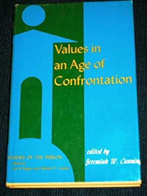 Values in an Age of Confrontation: A Symposium Sponsored by the Religion in Education Foundation