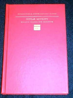 Ocular Motility: Ferrer, Olga M.