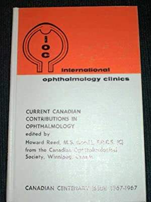 Current Canadian Contributions in Opthalmology: Reed, Howard