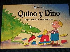 Quino y Dino: Alzueta, Miquel; Comella,