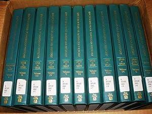 Encyclopedia of American History (11 Volume set): Nash, Gary B.; Mancall, Peter C. (Editors)