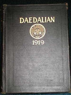 Daedalian 1919 Yearbook - Vol X - College of Industrial Arts, Denton, TX: N/A