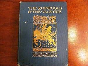 Rhinegold & the Valkyrie, The: Wagner, Richard; Rackham,