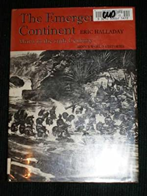 Emerging Continent, The: Africa in the 19th: Halladay, Eric