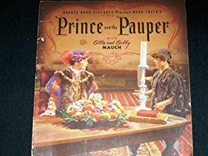 Prince and the Pauper, The (as presented in the Warner Bros. Picture with Billy and Bobby Mauch): ...