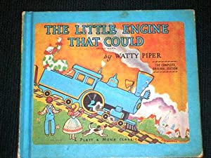 Little Engine That Could, The: Piper, Watty