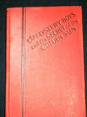 Mystery Boys and the Secret of the Golden Sun: Powell, Van