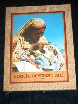 Southwestern Art (Volume VI / Number 1: Various
