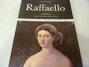L'Opera Completa di Raffaello: Prisco, Michele