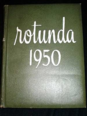 Southern Methodist University (SMU) Rotunda - 1950 Yearbook: Various / Unstated