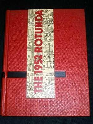 Southern Methodist University (SMU) Rotunda - 1952 Yearbook: Various / Unstated