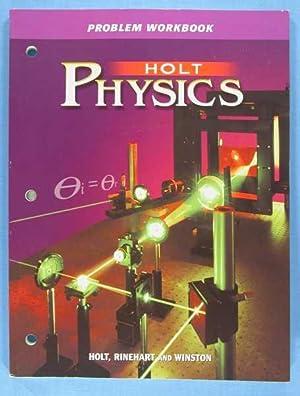Holt Physics: Problem Workbook: Korsunsky, Boris M.;